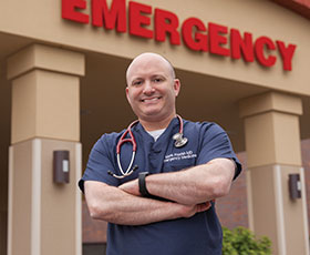 Meet Dr. Mark Papish <br> Emergency Medicine